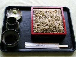 写真:蕎麦(せいろ)