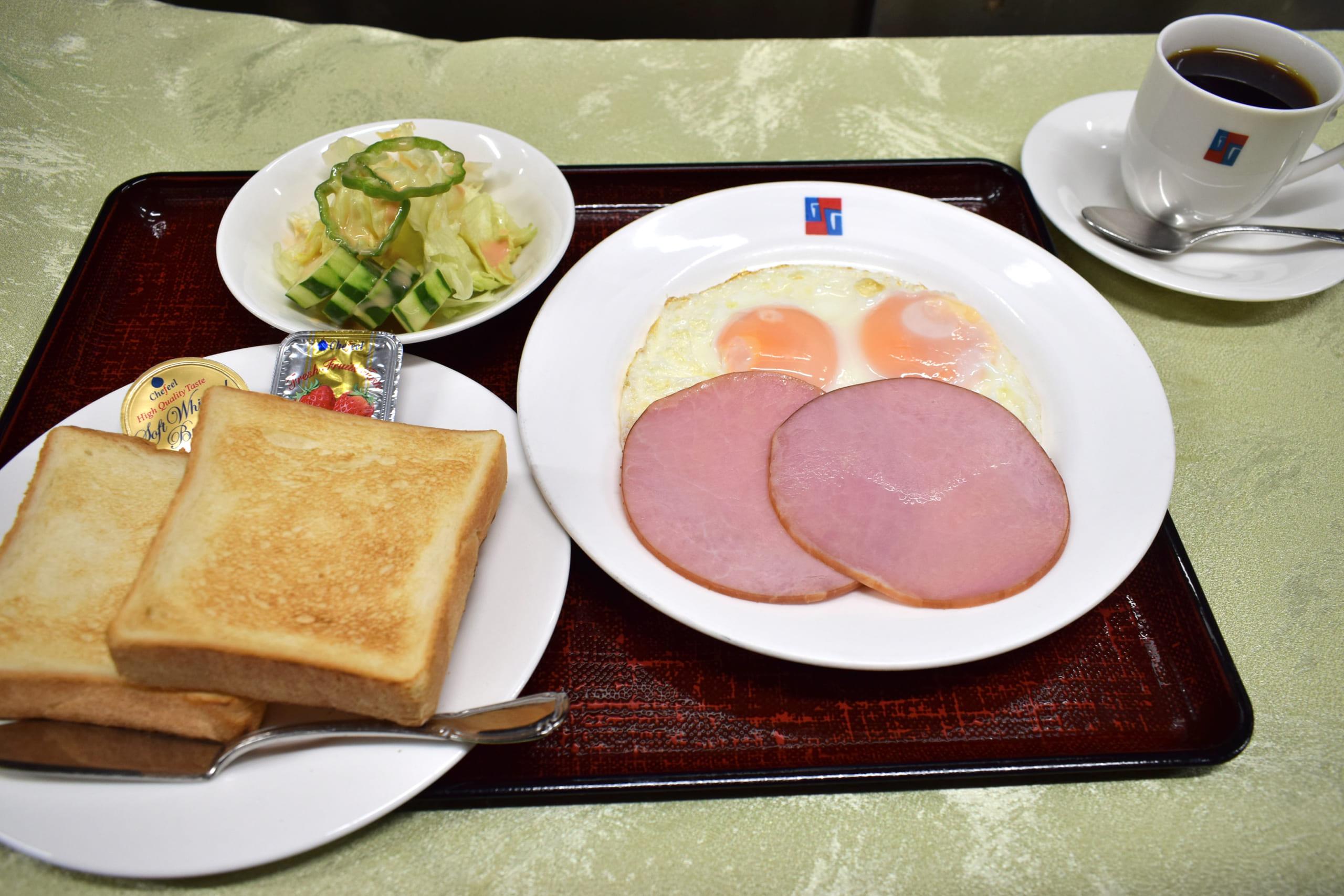 写真:洋定食